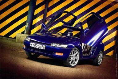 Toyota Sera 1992 отзыв автора | Дата публикации 15.01.2011.