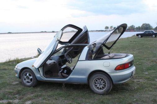 Toyota Sera 1990 - отзыв владельца