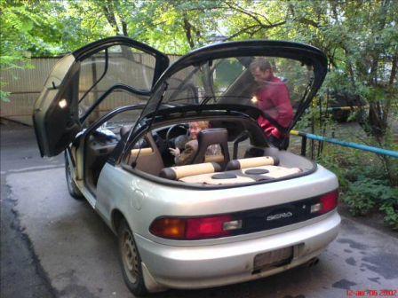 Toyota Sera 1993 - отзыв владельца