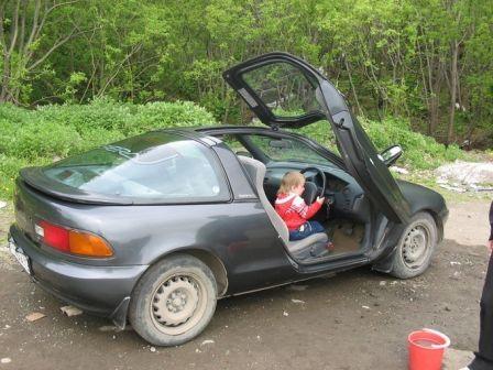 Toyota Sera 1991 - отзыв владельца