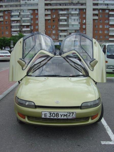 Toyota Sera 2010 - отзыв владельца