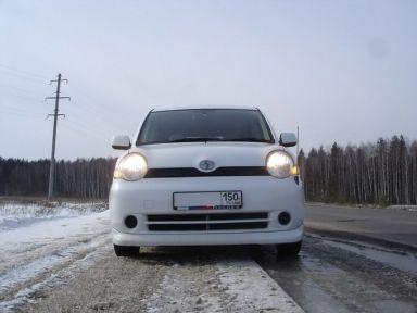 Toyota Sienta 2004 отзыв автора | Дата публикации 19.03.2009.