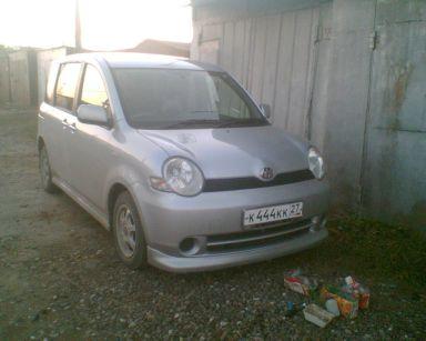 Toyota Sienta, 2006