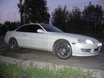 Toyota Soarer, 1993
