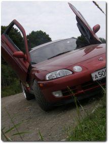 Toyota Soarer, 1991