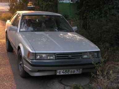 Toyota Soarer 1985 отзыв автора | Дата публикации 11.11.2006.