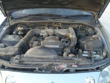 Toyota Soarer 1995 отзыв автора | Дата публикации 27.01.2007.