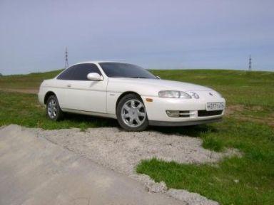 Toyota Soarer 1995 отзыв автора | Дата публикации 16.10.2007.