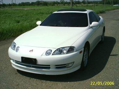 Toyota Soarer, 1997