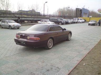 Toyota Soarer, 1999