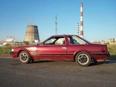 Toyota Soarer 1985 отзыв автора | Дата публикации 17.09.2010.