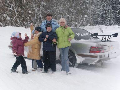 Toyota Soarer 1989 отзыв автора | Дата публикации 04.11.2010.