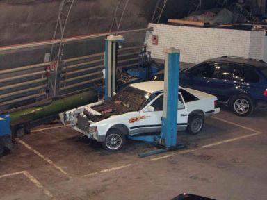 Toyota Soarer, 1984