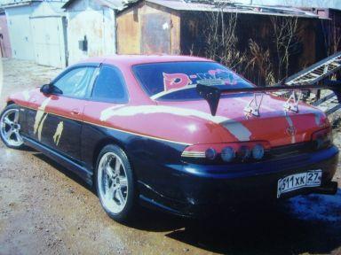 Toyota Soarer 1995 отзыв автора | Дата публикации 06.09.2011.