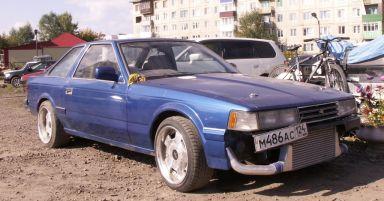 Toyota Soarer 1985 отзыв автора | Дата публикации 27.10.2011.