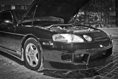 Toyota Soarer 1995 отзыв автора | Дата публикации 28.01.2012.
