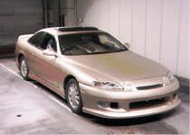 Toyota Soarer, 1996