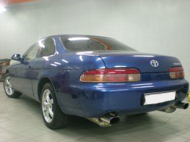 Toyota Soarer 1995 отзыв автора | Дата публикации 11.04.2012.