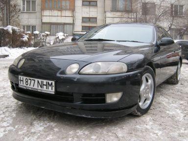 Toyota Soarer 1993 отзыв автора | Дата публикации 13.04.2012.