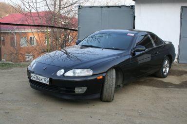 Toyota Soarer 1995 отзыв автора | Дата публикации 29.04.2012.