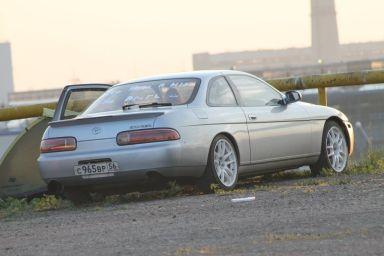 Toyota Soarer 1995 отзыв автора | Дата публикации 20.05.2012.