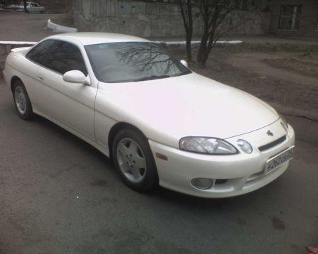 Toyota Soarer 1997 - отзыв владельца