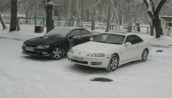 Toyota Soarer 1995 - отзыв владельца