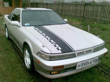 Toyota Soarer 1990 - отзыв владельца
