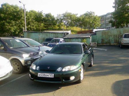 Toyota Soarer 1996 - отзыв владельца