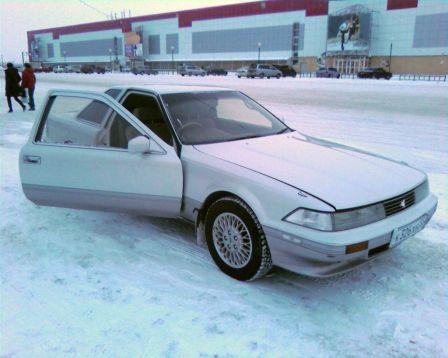 Toyota Soarer 1989 - отзыв владельца