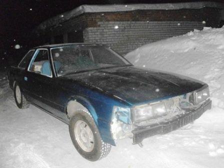 Toyota Soarer 1985 - отзыв владельца
