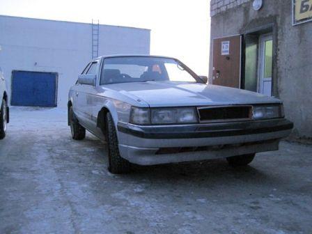 Toyota Soarer 1984 - отзыв владельца