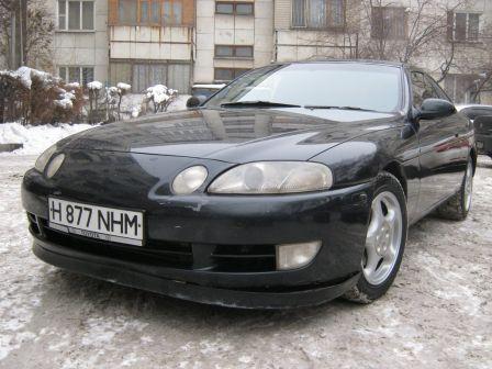 Toyota Soarer 1993 - отзыв владельца