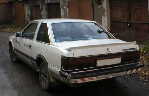 Toyota Soarer 1988 - отзыв владельца