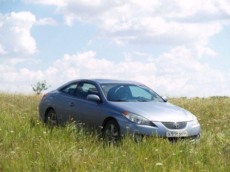 Toyota Solara 2005 - отзыв владельца