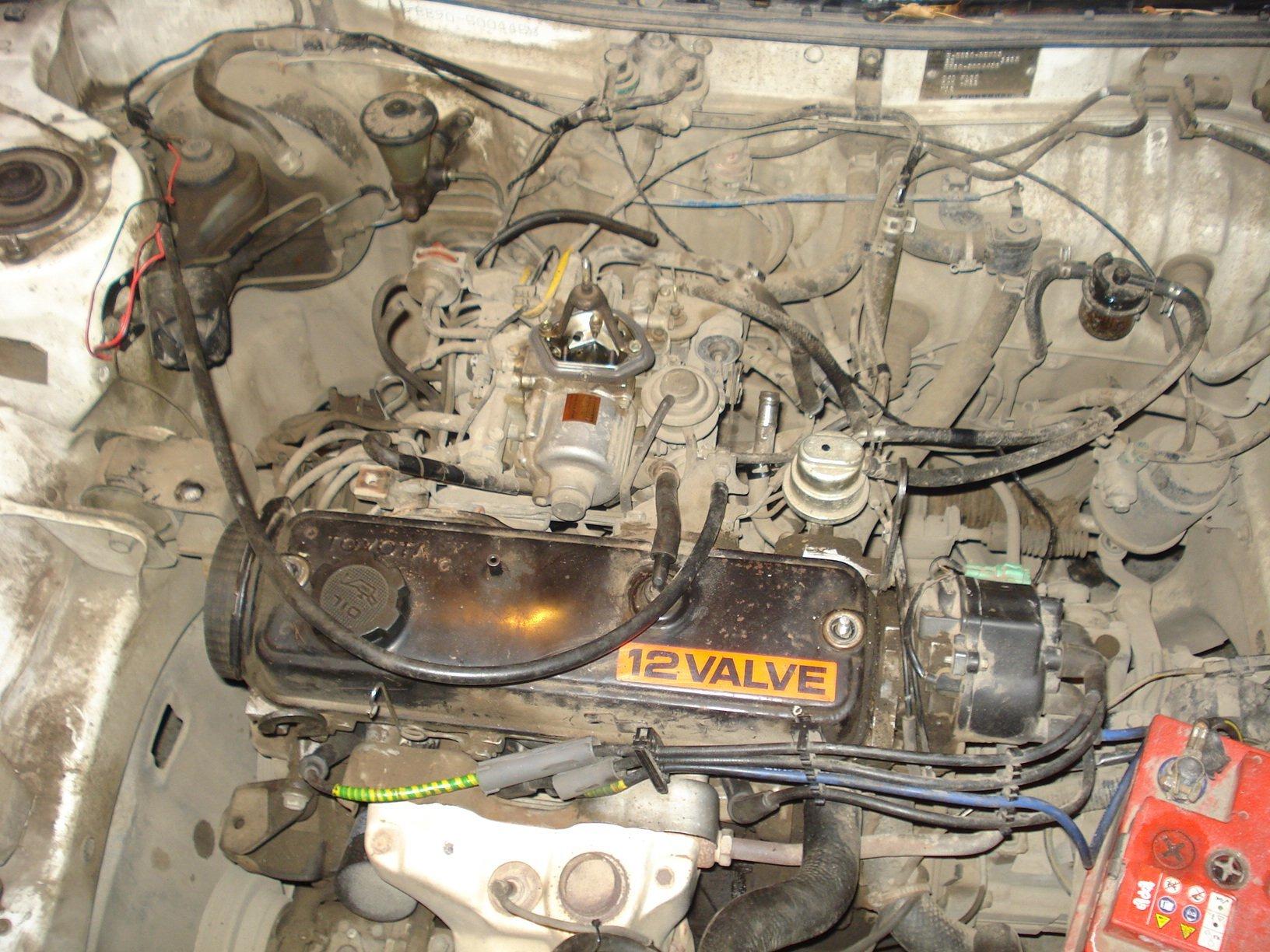 схема системы инжекторного двигателя тойота прадо