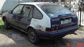 Toyota Sprinter, 1984