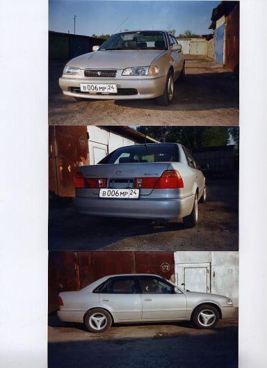 Toyota Sprinter 1997 отзыв автора | Дата публикации 19.06.2002.