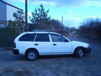 Toyota Sprinter 2001 отзыв автора | Дата публикации 24.02.2008.