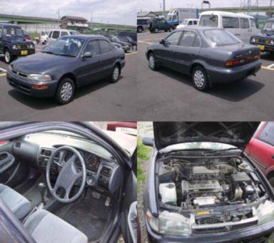 Toyota Sprinter 1992 отзыв автора   Дата публикации 29.01.2003.