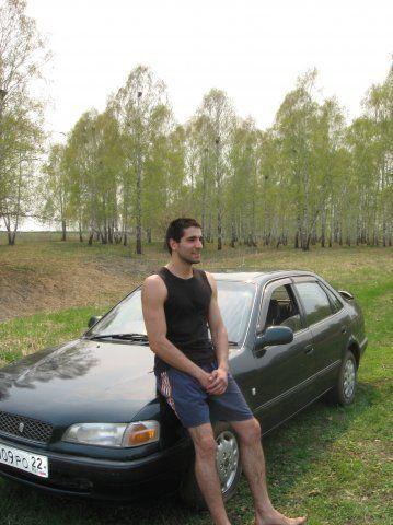 Toyota Sprinter 1997 отзыв автора | Дата публикации 21.07.2009.