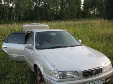 Toyota Sprinter, 1999