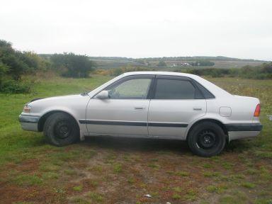 Toyota Sprinter, 1996