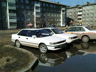 Toyota Sprinter 1988 отзыв автора | Дата публикации 04.02.2010.