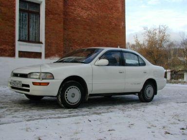 Toyota Sprinter 1992 отзыв автора   Дата публикации 16.11.2003.