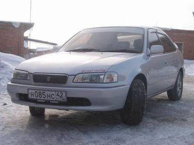 Toyota Sprinter 1997 отзыв автора | Дата публикации 15.03.2005.