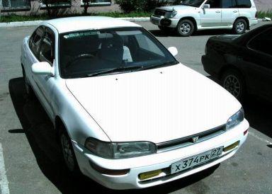 Toyota Sprinter 1992 отзыв автора   Дата публикации 02.02.2006.