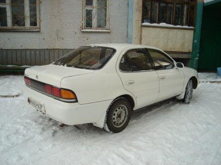 Toyota Sprinter 1992 - отзыв владельца
