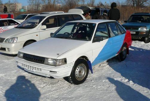 Toyota Sprinter 1985 - отзыв владельца