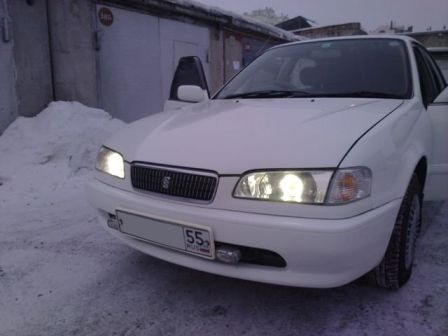 Toyota Sprinter 1998 - отзыв владельца